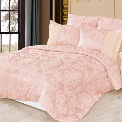 Постельное белье Cleo Satin Jacquard 095-SG (размер 2-спальный)