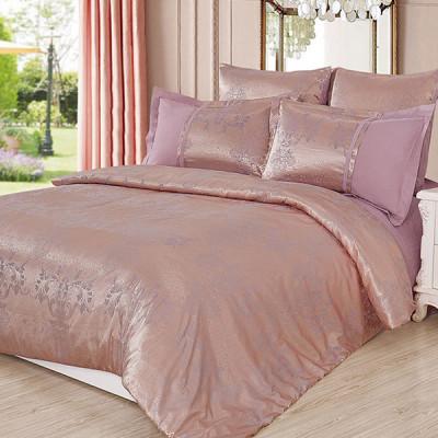 Постельное белье Cleo Satin Jacquard 105-SG (размер 2-спальный)