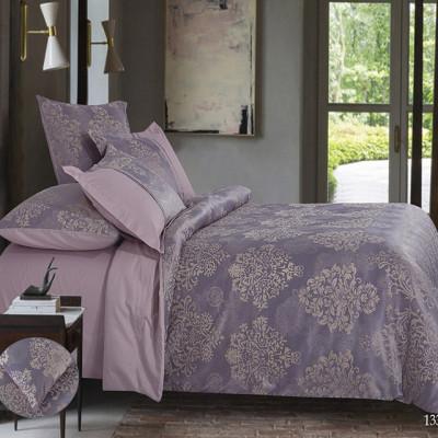 Постельное белье Cleo Satin Jacquard 133-SG (размер 2-спальный)