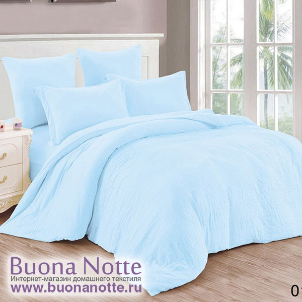 Комплект постельного белья Cleo Pastel Symphony 017(2)-PT (размер 1,5-спальный)