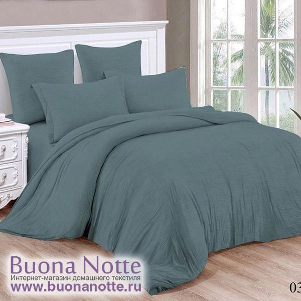 Комплект постельного белья Cleo Pastel Symphony 031-PT (размер 1,5-спальный)