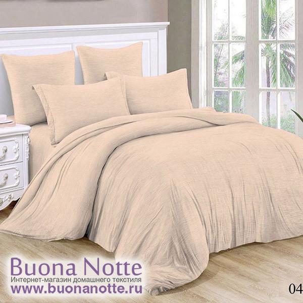 Комплект постельного белья Cleo Pastel Symphony 042-PT (размер 2-спальный)