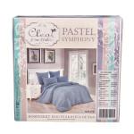 Комплект постельного белья Cleo Pastel Symphony 040-PT (размер 1,5-спальный)