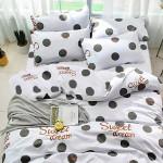 Комплект постельного белья Cleo Pure Cotton 071(2)-PC (размер 1,5-спальный)