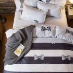 Комплект постельного белья Cleo Pure Cotton 079-PC (размер 1,5-спальный)