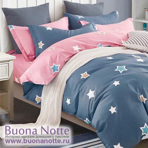 Комплект постельного белья Cleo Pure Cotton 081-PC (размер 2-спальный)