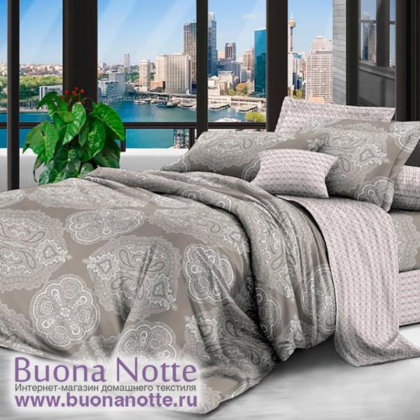 Комплект постельного белья Cleo Pure Cotton 084-PC (размер 2-спальный)
