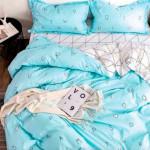 Комплект постельного белья Cleo Pure Cotton 095-PC (размер 1,5-спальный)