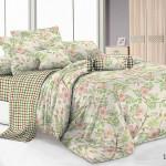 Комплект постельного белья Cleo Pure Cotton 102-PC (размер 2-спальный)