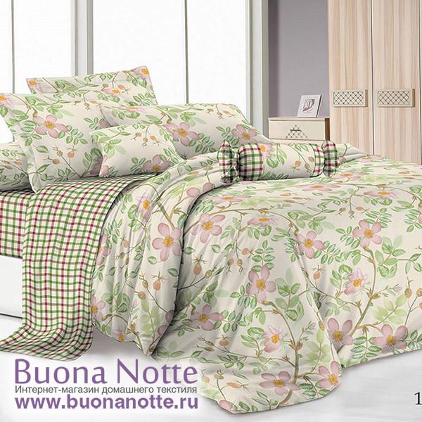 Комплект постельного белья Cleo Pure Cotton 102-PC (размер 1,5-спальный)
