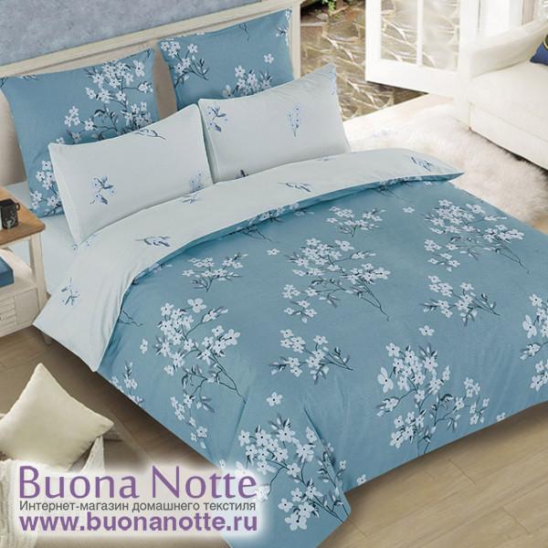 Комплект постельного белья Cleo Pure Cotton 114-PC (размер Евро)
