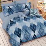 Комплект постельного белья Cleo Pure Cotton 131-PC (размер 2-спальный)