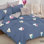 Комплект постельного белья Cleo Pure Cotton 133-PC (размер Евро)