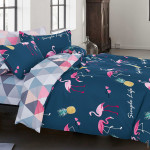 Комплект постельного белья Cleo Pure Cotton 135-PC (размер Семейный)