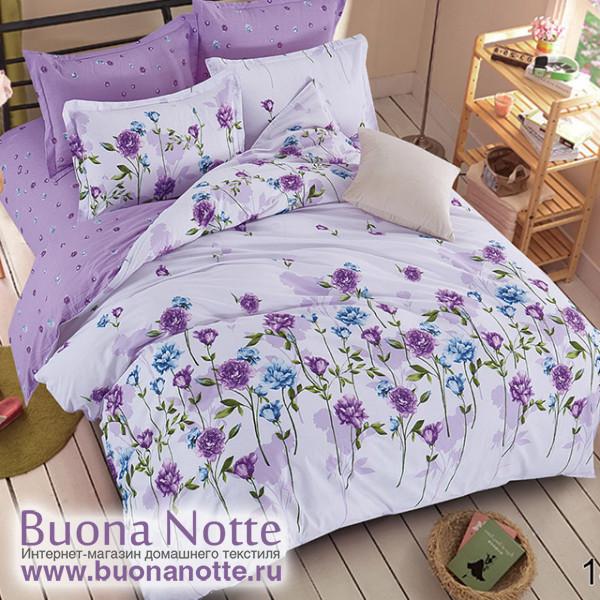 Комплект постельного белья Cleo Pure Cotton 147-PC (размер 1,5-спальный)