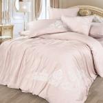 Комплект постельного белья Cleo Bamboo Satin 003-BS (размер Семейный)