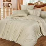 Комплект постельного белья Cleo Bamboo Satin 016-BS (размер Семейный)