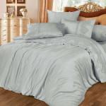 Комплект постельного белья Cleo Bamboo Satin 017-BS (размер Евро)