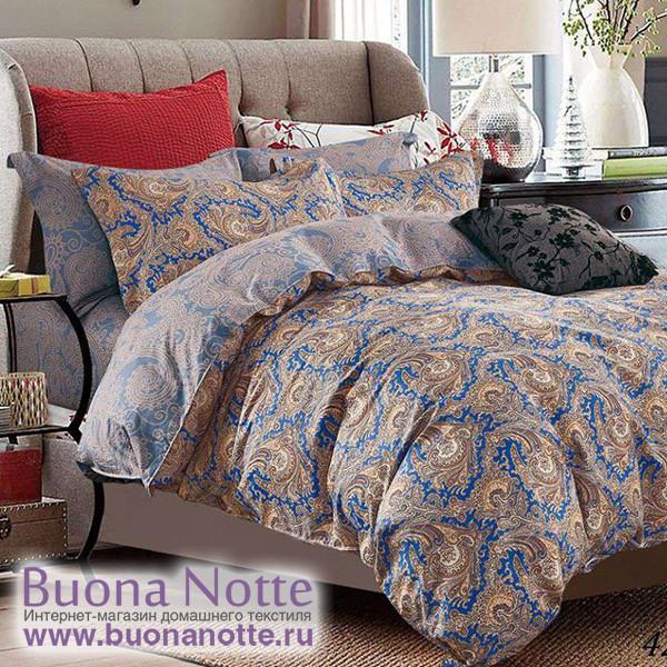 Комплект постельного белья Cleo Satin de Luxe 426-SK (размер 1,5-спальный)