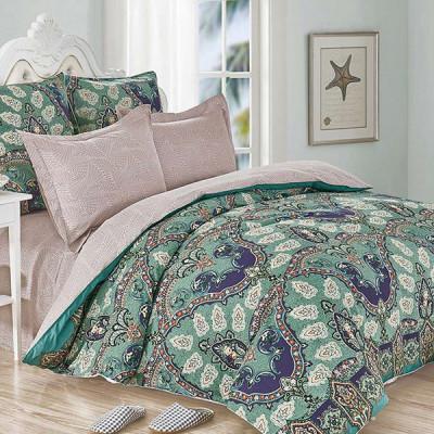 Постельное белье Cleo Satin de'Luxe 452-SK (размер 1,5-спальный)