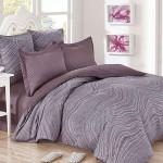 Комплект постельного белья Cleo Satin de Luxe 459-SK (размер Семейный)