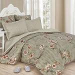 Комплект постельного белья Cleo Satin de Luxe 465-SK (размер 1,5-спальный)