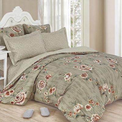 Постельное белье Cleo Satin de'Luxe 465-SK (размер 2-спальный)
