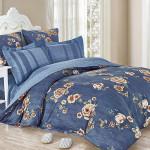 Комплект постельного белья Cleo Satin de Luxe 473-SK (размер 1,5-спальный)