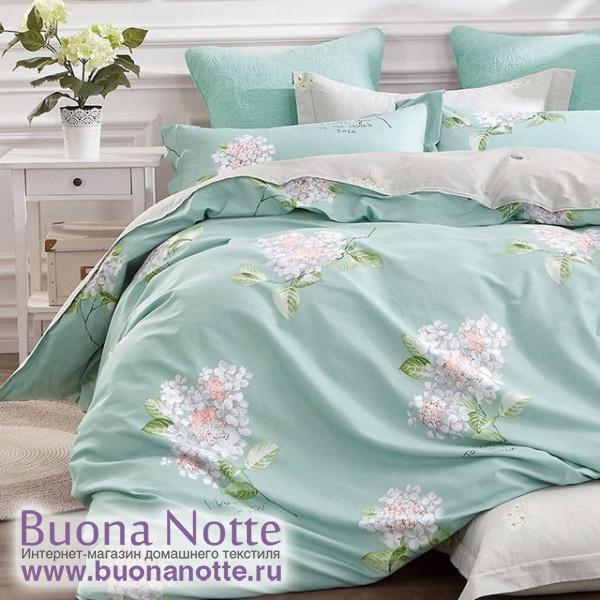 Комплект постельного белья Cleo Satin de Luxe 498-SK (размер 2-спальный)