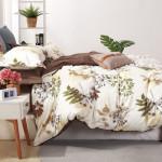 Комплект постельного белья Cleo Satin de Luxe 506-SK (размер 2-спальный)