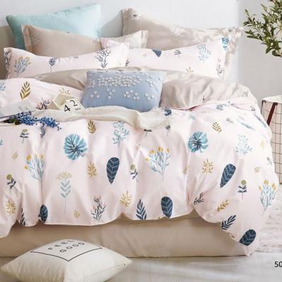 Постельное белье Cleo Satin de'Luxe 507-SK (размер 1,5-спальный)