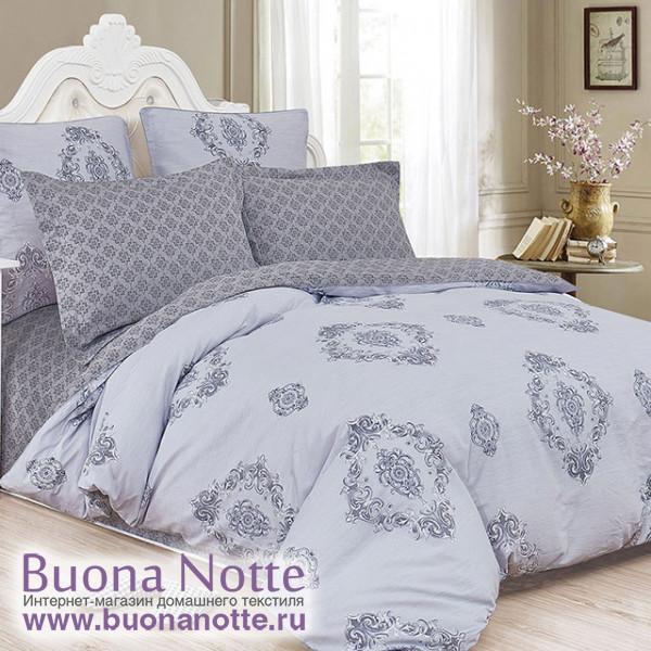 Комплект постельного белья Cleo Satin de Luxe 512-SK (размер 2-спальный)