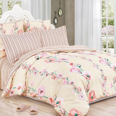 Постельное белье Cleo Satin de'Luxe 528-SK (размер 2-спальный)