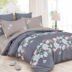 Комплект постельного белья Cleo Satin de Luxe 533-SK (размер 2-спальный)