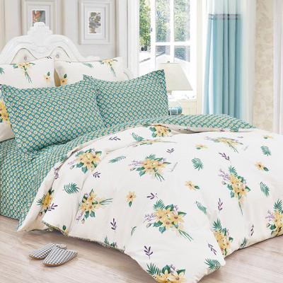 Постельное белье Cleo Satin de'Luxe 534-SK (размер 1,5-спальный)