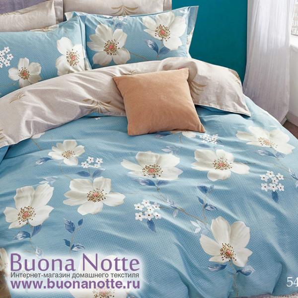 Комплект постельного белья Cleo Satin de Luxe 544-SK (размер 2-спальный)