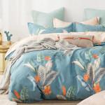 Комплект постельного белья Cleo Satin de Luxe 550-SK (размер 1,5-спальный)