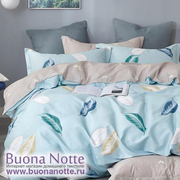 Комплект постельного белья Cleo Satin de Luxe 552-SK (размер Семейный)