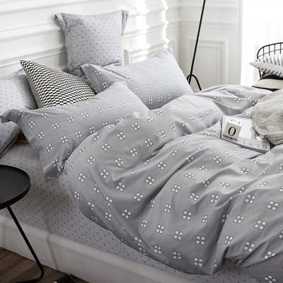 Постельное белье Cleo Satin de'Luxe 554-SK (размер 1,5-спальный)