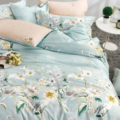 Постельное белье Cleo Satin de'Luxe 558-SK (размер 1,5-спальный)