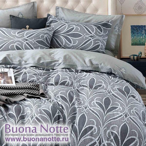 Комплект постельного белья Cleo Satin de Luxe 559-SK (размер Евро)