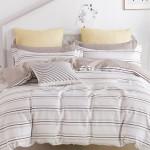 Комплект постельного белья Cleo Satin de Luxe 571-SK (размер 1,5-спальный)