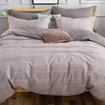 Комплект постельного белья Cleo Satin de Luxe 573-SK (размер Семейный)