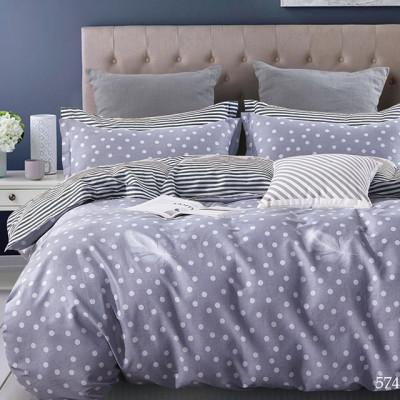 Постельное белье Cleo Satin de'Luxe 574-SK (размер 1,5-спальный)