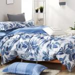 Комплект постельного белья Cleo Satin de Luxe 587-SK (размер 1,5-спальный)