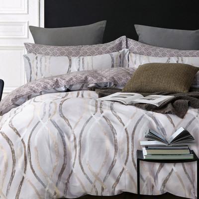 Постельное белье Cleo Satin de'Luxe 591-SK (размер 1,5-спальный)