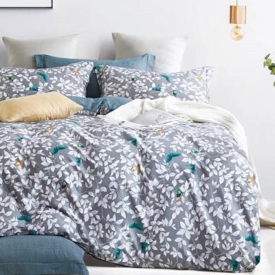 Постельное белье Cleo Satin de'Luxe 605-SK (размер 1,5-спальный)