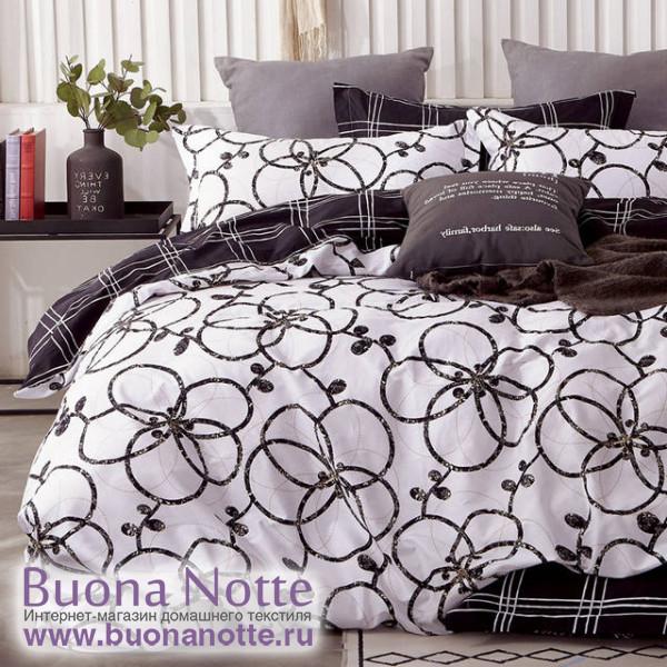 Комплект постельного белья Cleo Satin de Luxe 618-SK (размер 2-спальный)