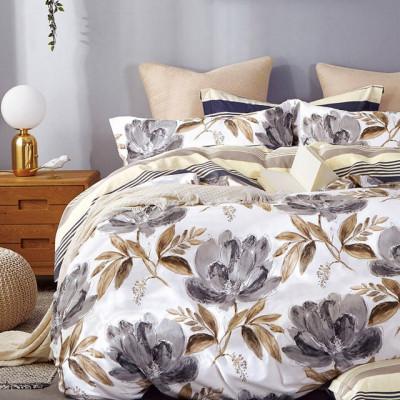 Постельное белье Cleo Satin de'Luxe 620-SK (размер 1,5-спальный)