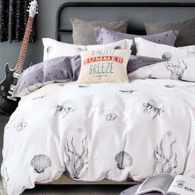 Постельное белье Cleo Satin de'Luxe 659-SK (размер 1,5-спальный)